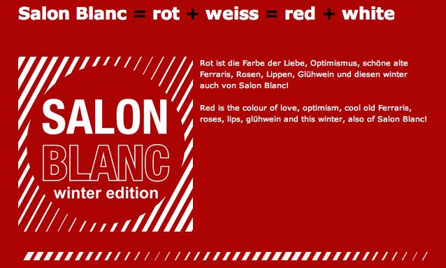 Salon Blanc 2012