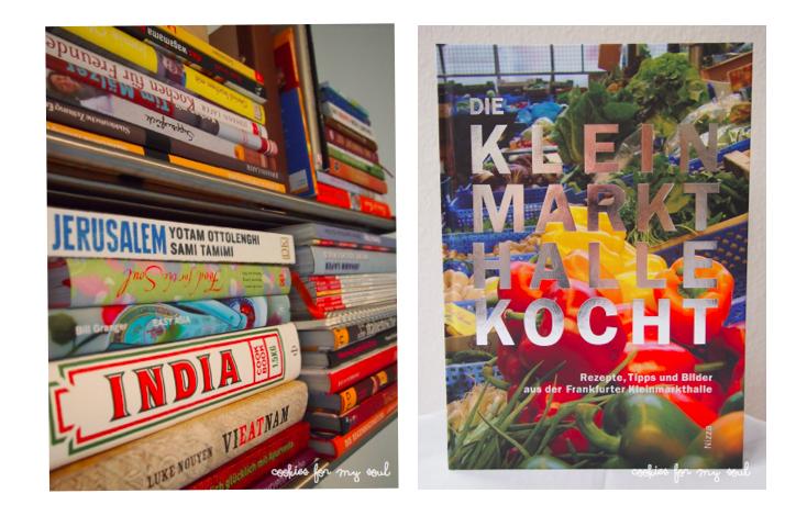 Kochbuch Kleinmarkthalle
