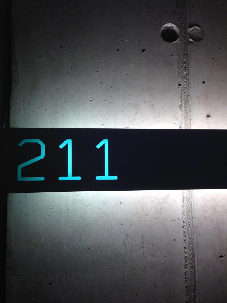 Factory Zimmernummer