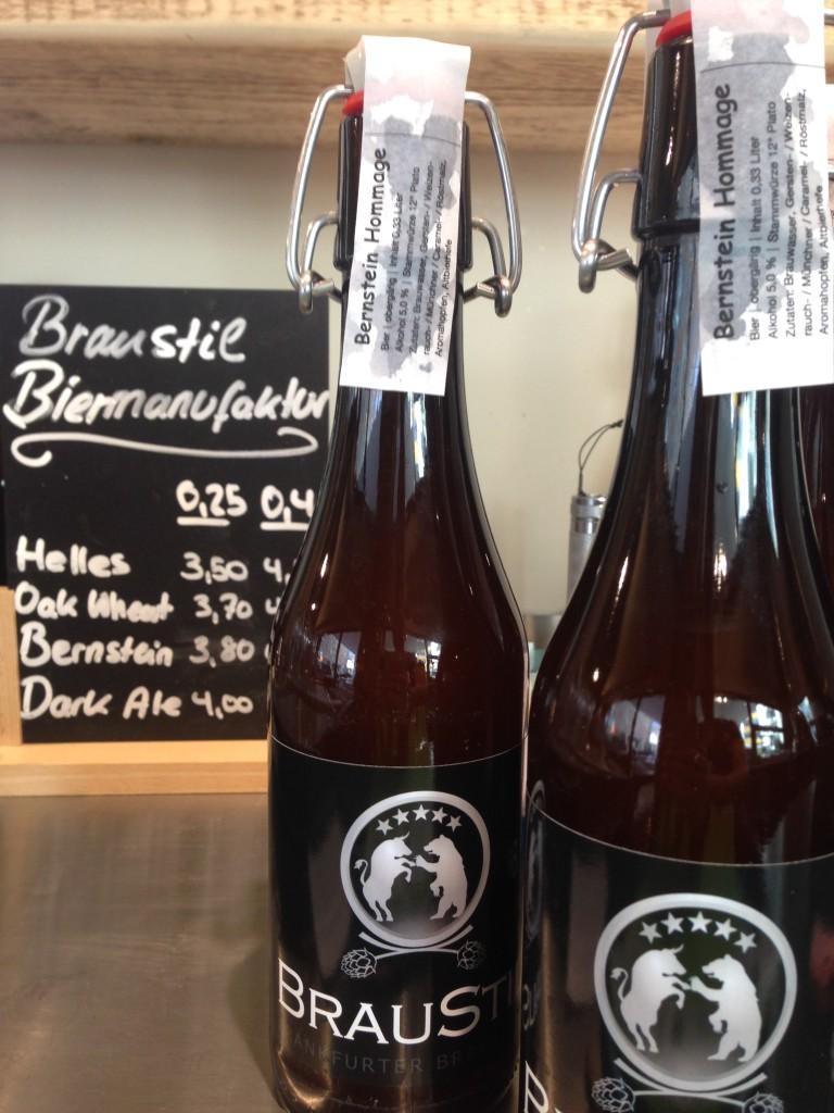 Braustil-Bier