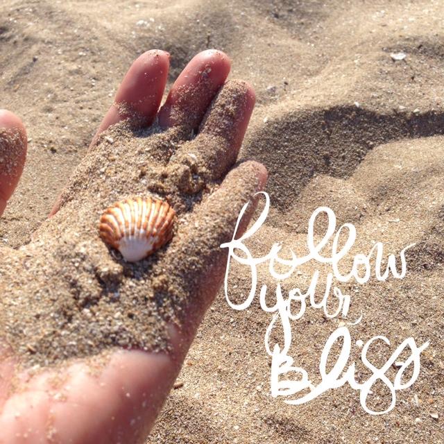 Follow your bliss_Mallorca