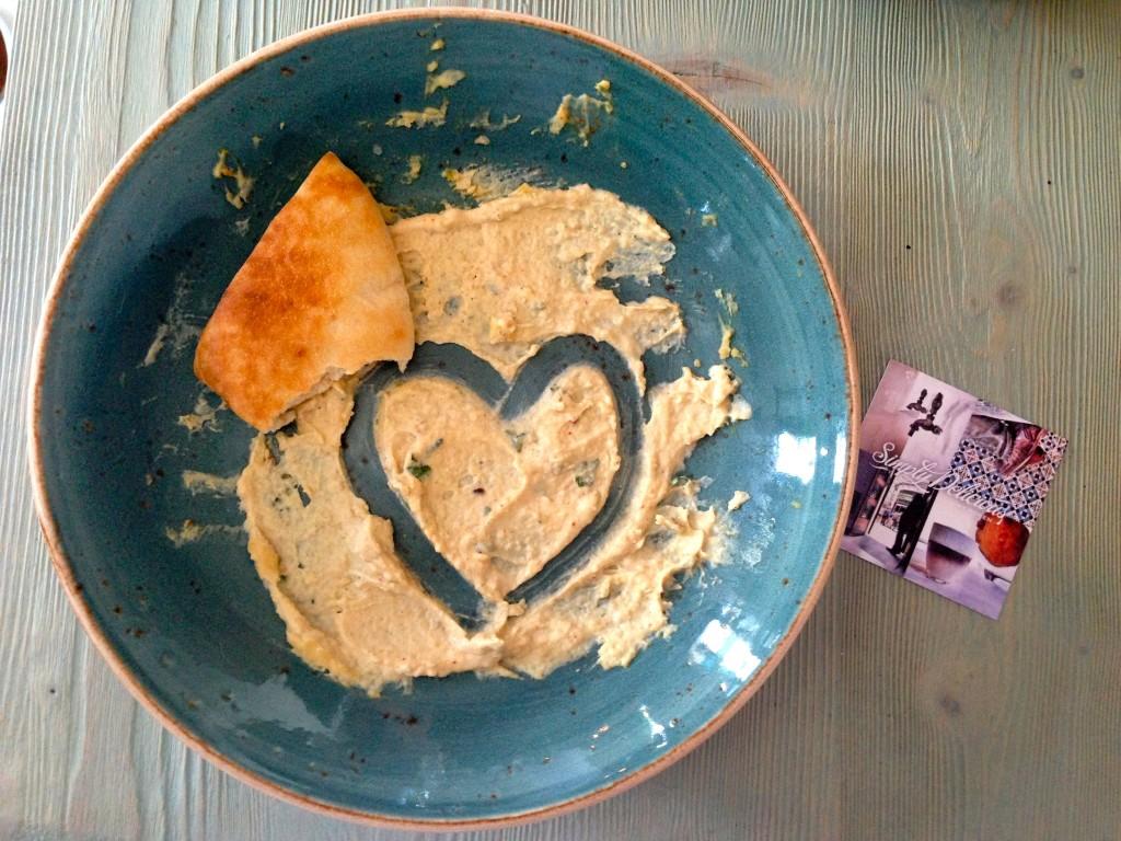Hummus with Love!
