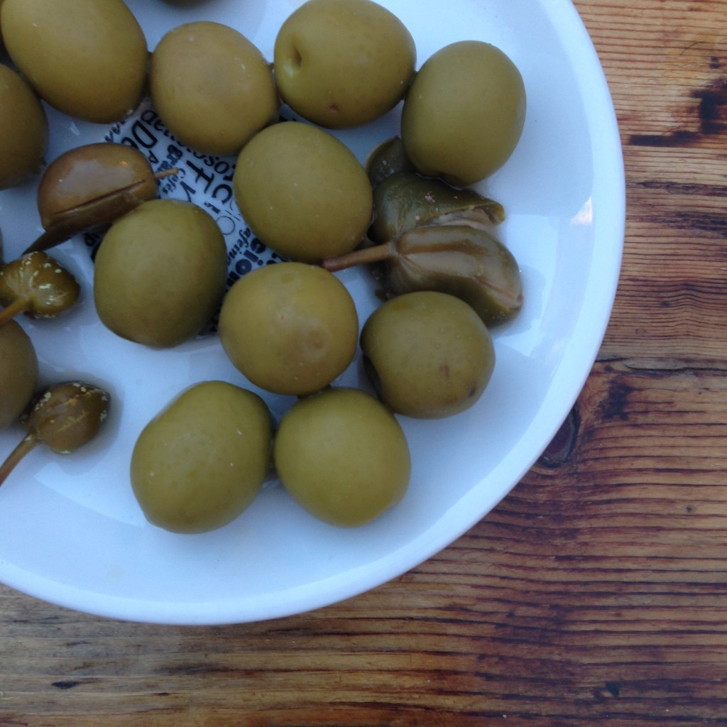 Oliven-Liebe