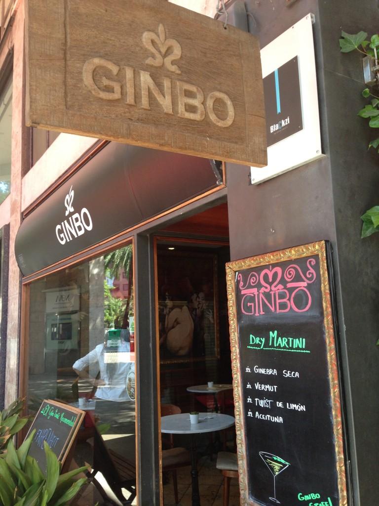 Das Ginbo in Palma