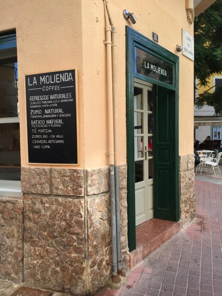 LA MOLIENDA, Palma