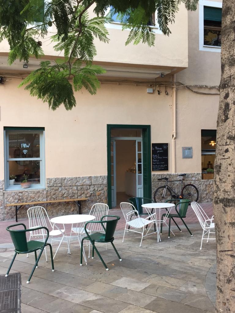 LA MOLEINDA, Palma
