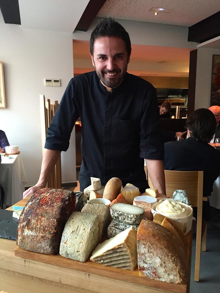 Santi und sein Käse