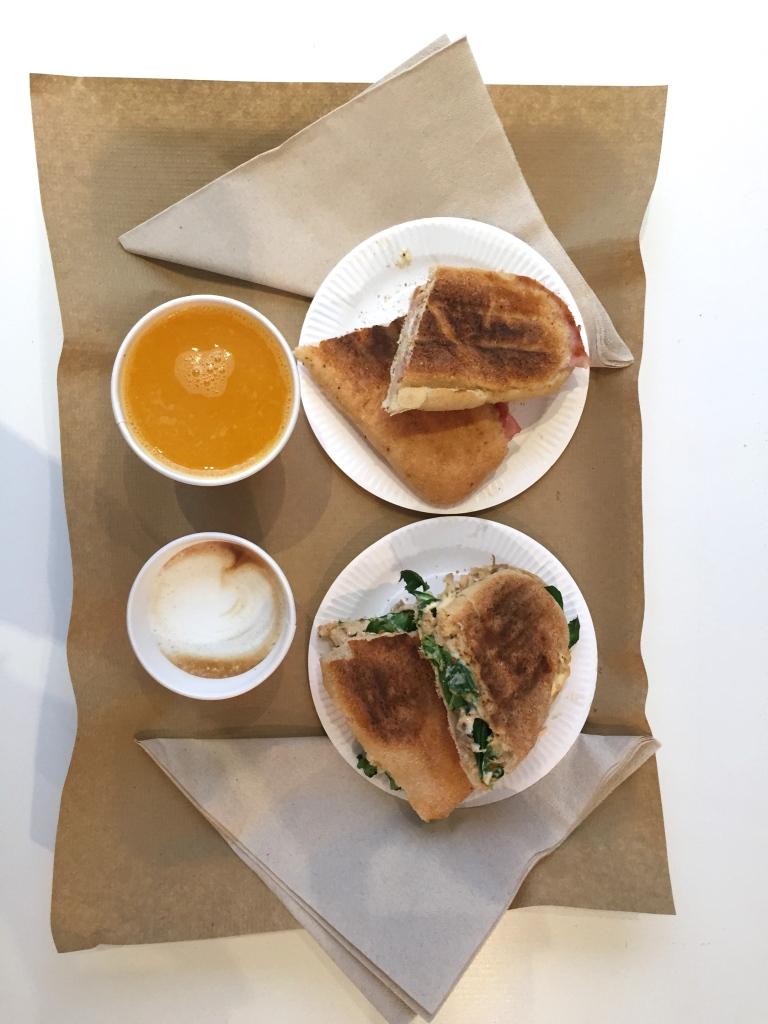 Frühstück im Rosevelvet