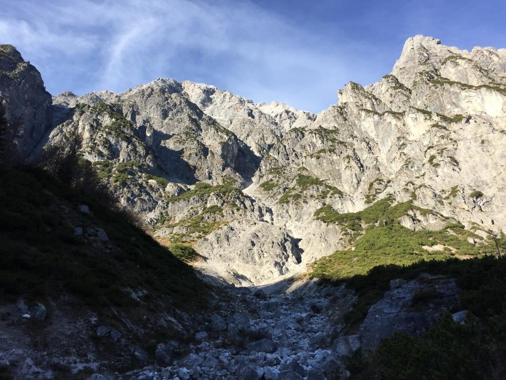 Unterwegs in den Leoganger Steinbergen