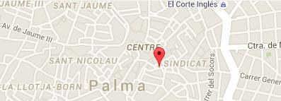 Standort Mimbreria Vidal
