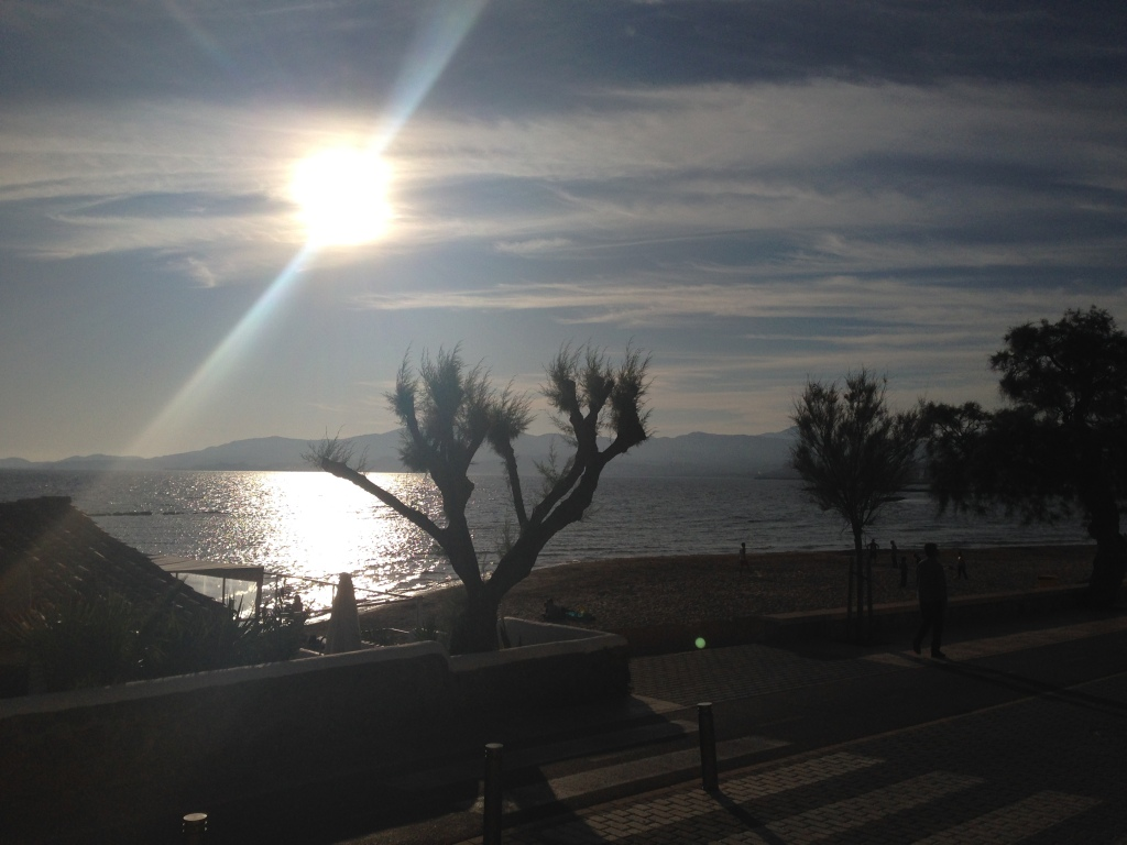 Der Ausblick im Almare, Palma de Mallorca