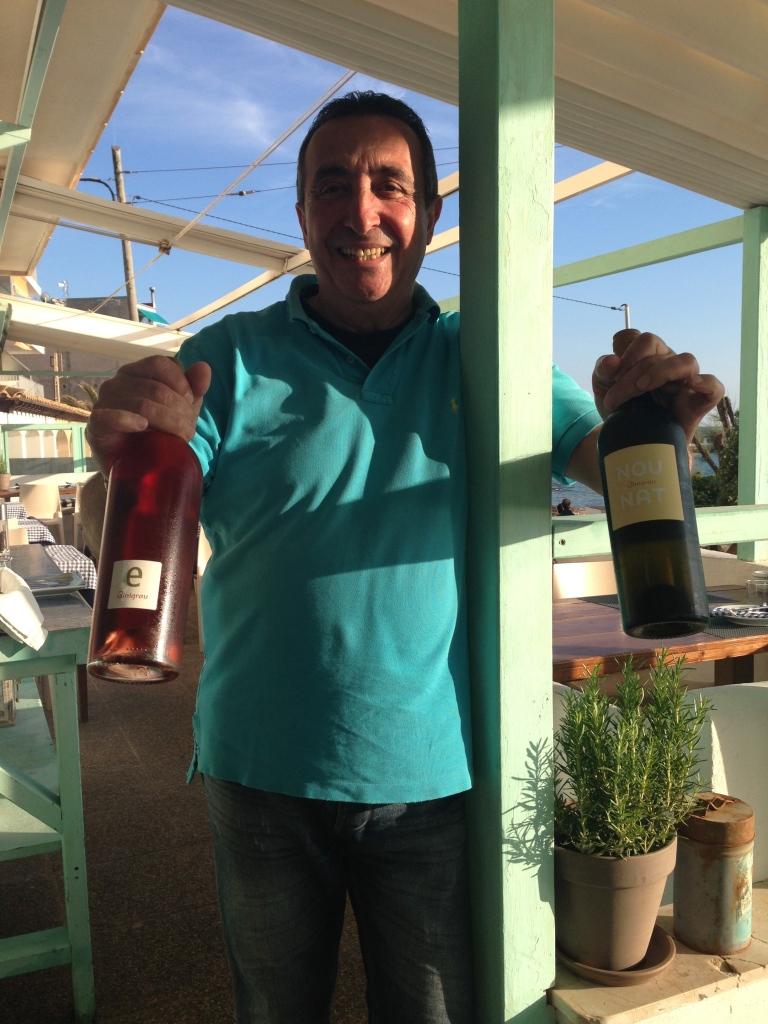 Lorenzo, Chef des Almare, Mallorca