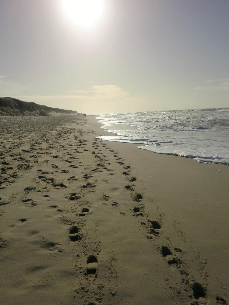 Strand bei Hörnut, Sylt