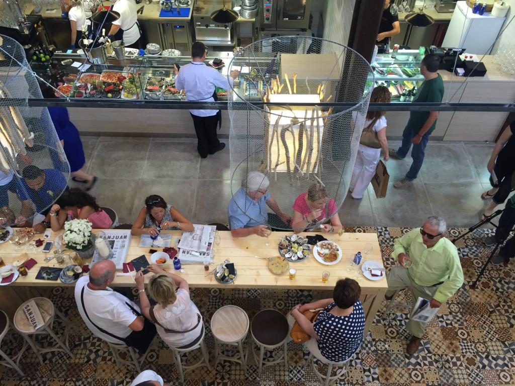 Mercado San Juan Palma de Mallorca