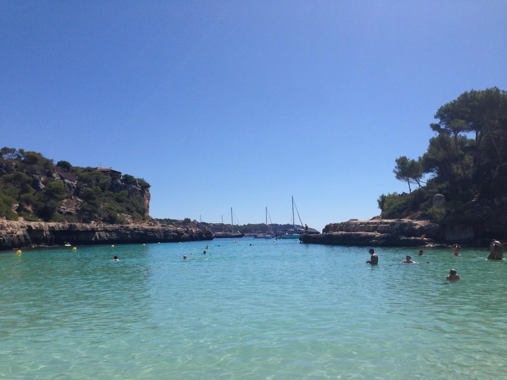 Bucht Cala Llombards, Mallorca