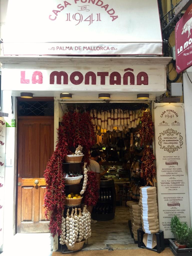 La Montana in Palma de Mallorca