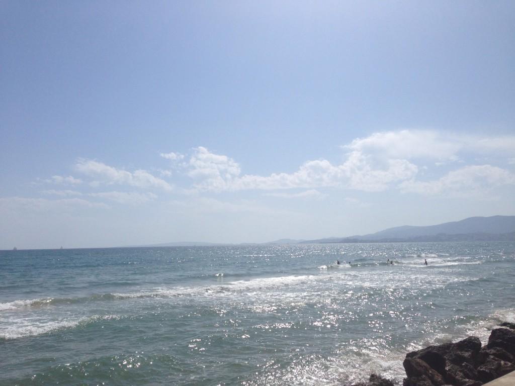 Das Meer aus Janas Sicht