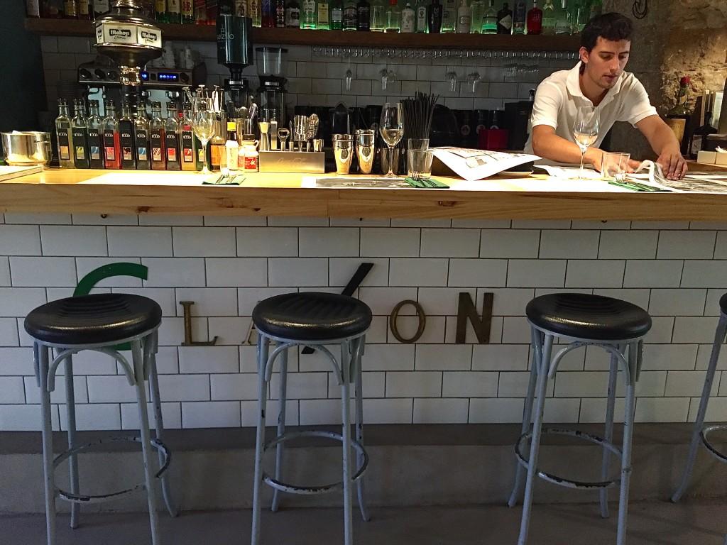 Die bar im CLAXON, Palma de Mallorca