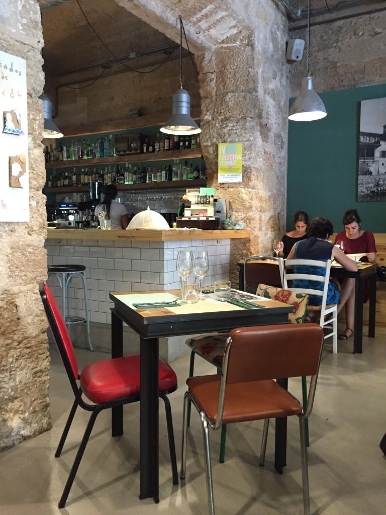 CLAXON. Palma de Mallorca