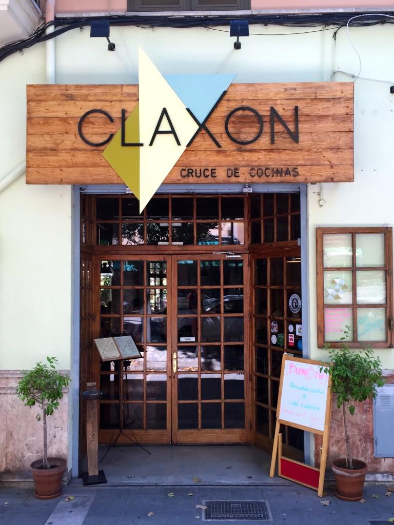 Claxon, Palma de Mallorca