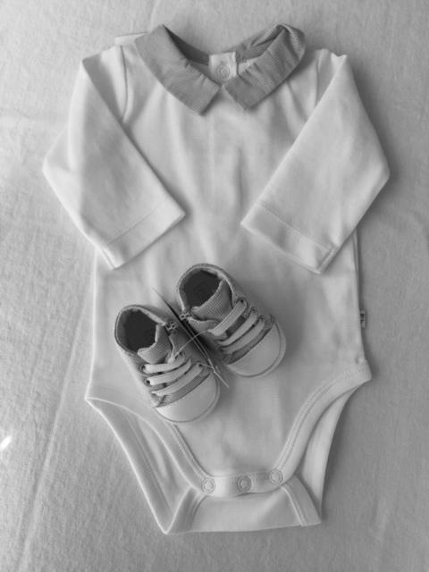 Erstlings-Outfit für den Rocker