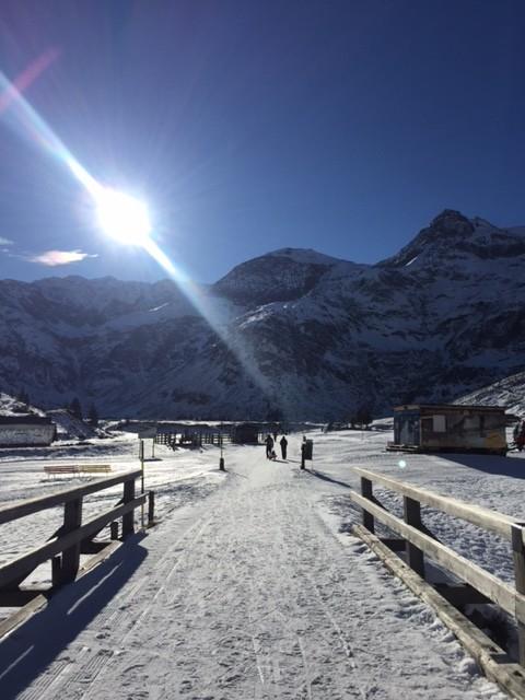 Gasteiner Berge in der Adventszeit - der Rocker im Winterurlaub!