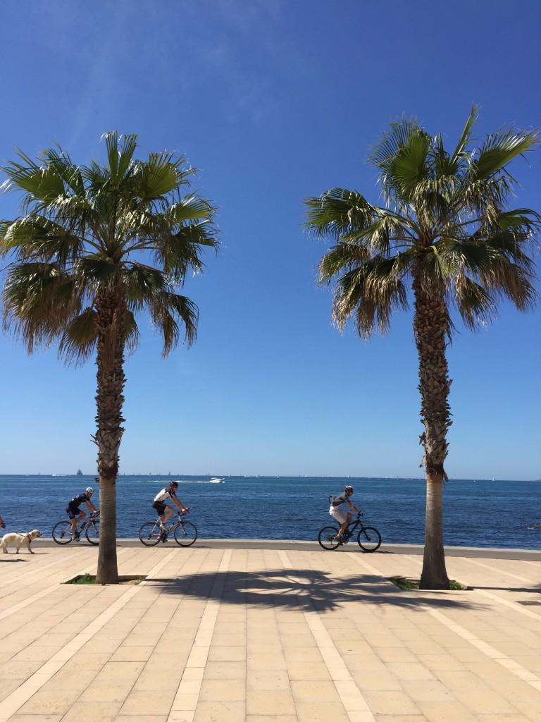 Promenade Portixol, Mallorca