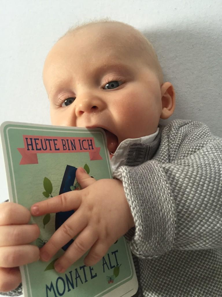 Der Rocker wird 6 Monate!