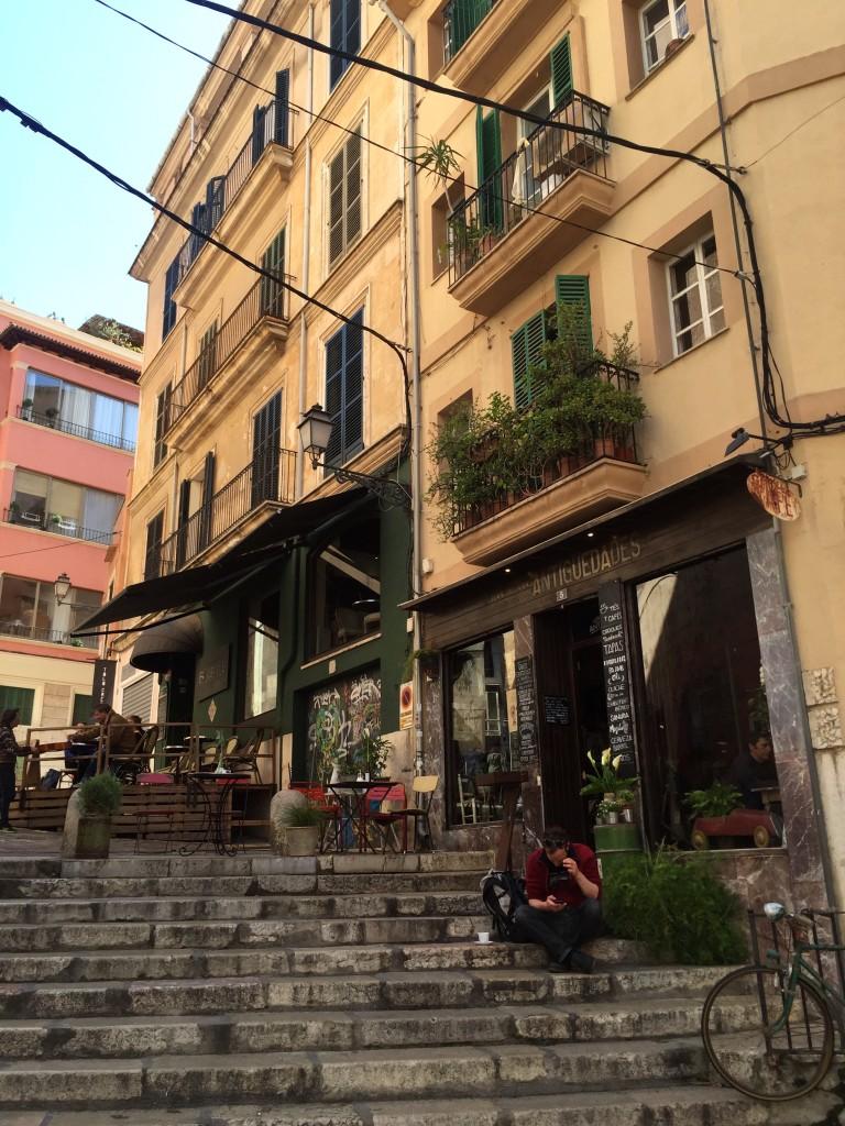 Café L'Antigues in Palma
