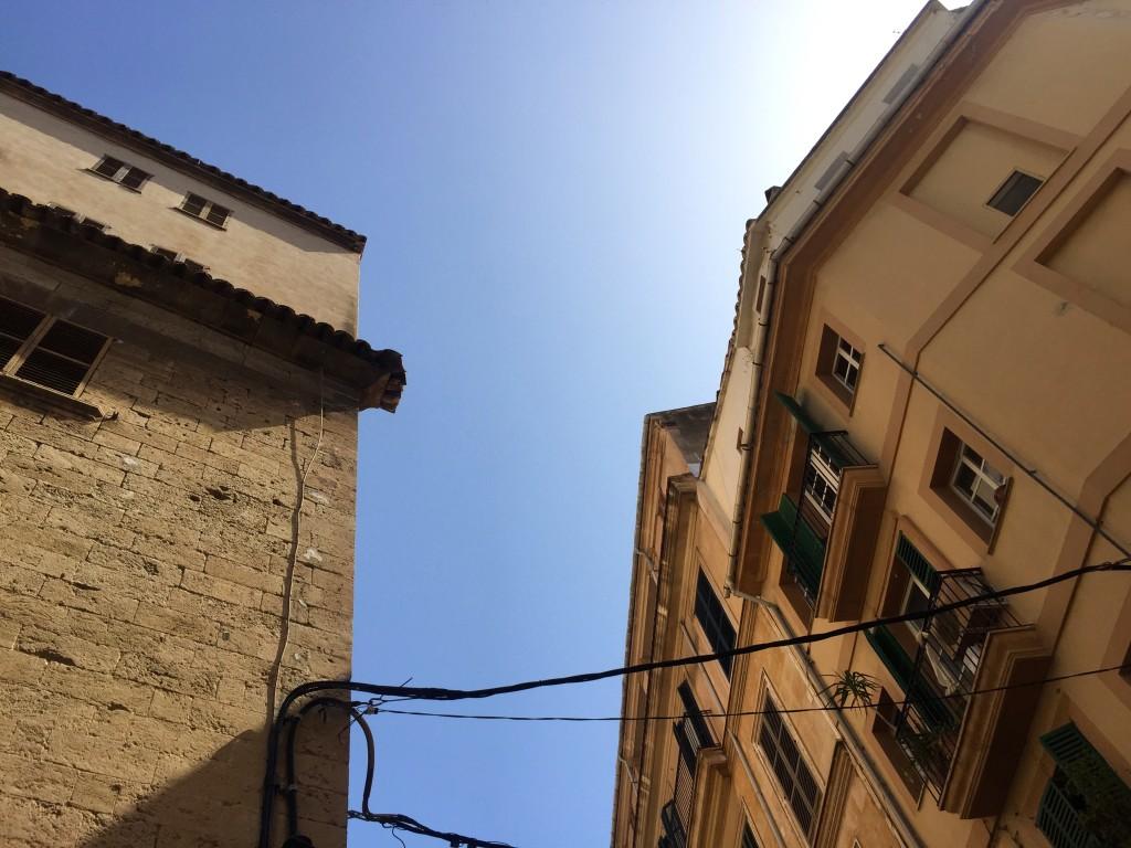 Der Himmel über Palma