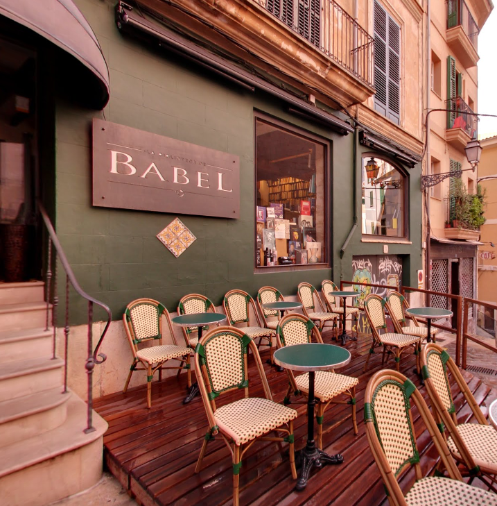 La Biblioteca de Babel, Palma de Mallorca