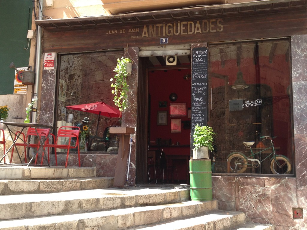 Café L'Antiquari in Palma de Mallorca