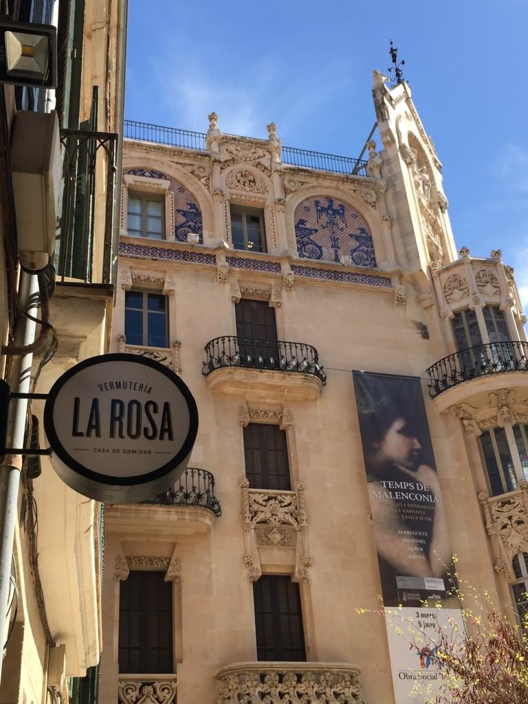 LA ROSA Vermuteria Palma de Mallorca