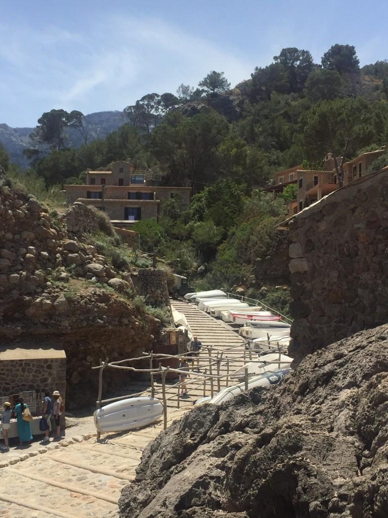 Der Weg zum Ca's Patro March, Cala Deia