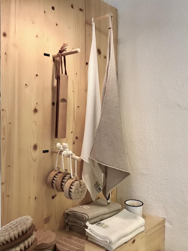 Handtücher bei Amenamen