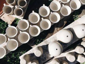 Keramik von Amenamen