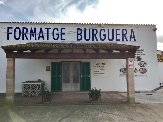 Formatges Burguera Mallorca