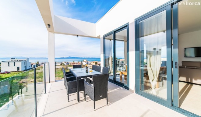 Mallorca-Urlaub mit Kindern Finca Can Somni