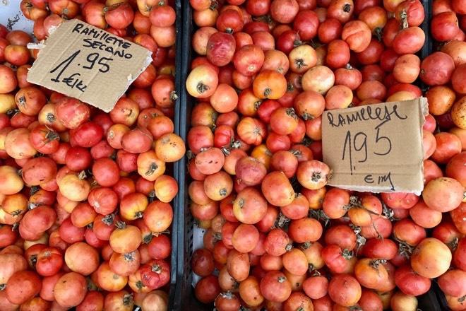 Wochenmarkt in Binissalem auf Mallorca