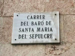 Carrer del Baro Palma