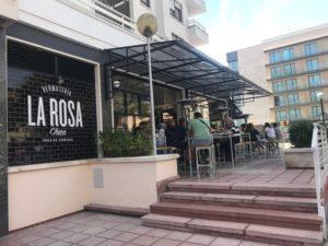 Tapas in der La Rosa Chica Vermuteria