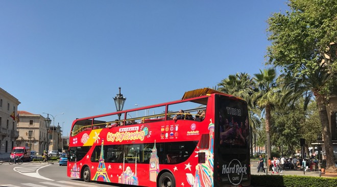 Turbopass Mallorca Sightseeing Bus