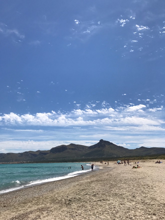 Strand Son Serra de Marina