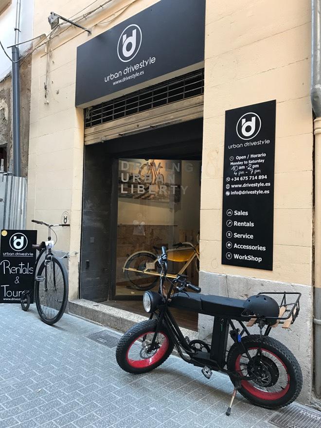 Urban Drivestyle in Palma de Mallorca