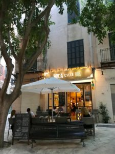 Boca Calle Bar Palma de Mallorca