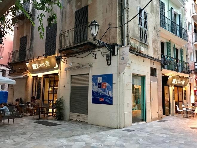 Boca Calle Bar in Palma de Mallorca