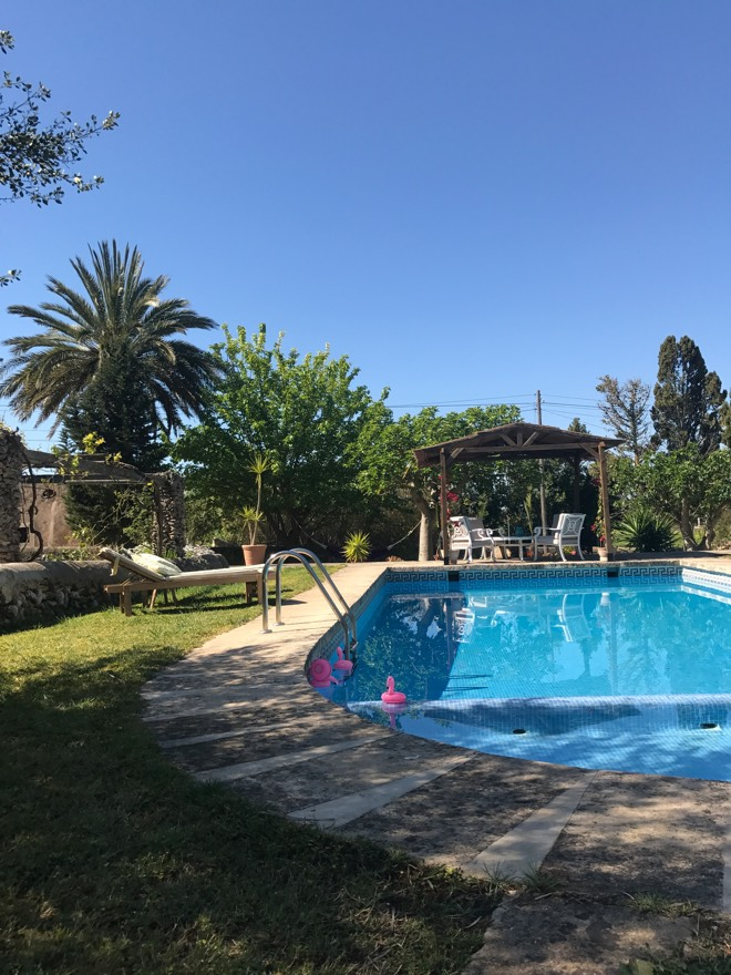 Pool der Lazy Finca Son Valls