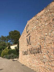 Bodega Castell Miguel auf Mallorca
