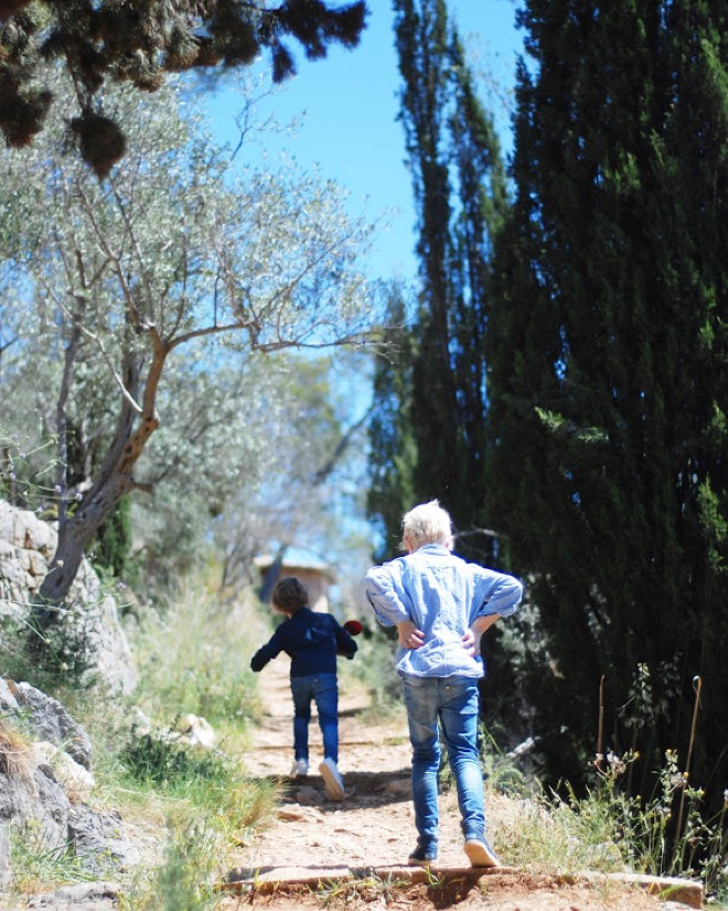 Mallorca-Urlaub mit Kindern Wandern