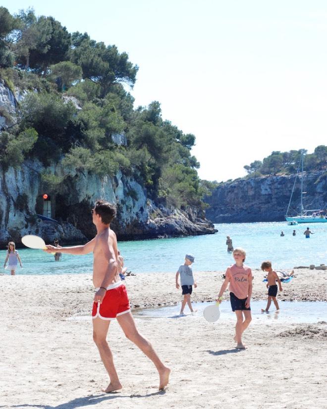 Strandtag bei annikaoninsta auf Mallorca